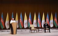 Azerbaijani president receives Iran's interior minister