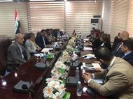 APA Secretariat visit to Iraqi Council of Representatives