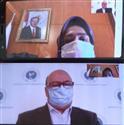 APA Secretary General's virtual meeting with Head of APA Group in GNAT