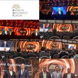 APA Secretary General's Participation in Antalya Diplomacy Forum