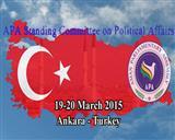 Meeting of APA Standing Committee on Political Affairs in Ankara, Turkey