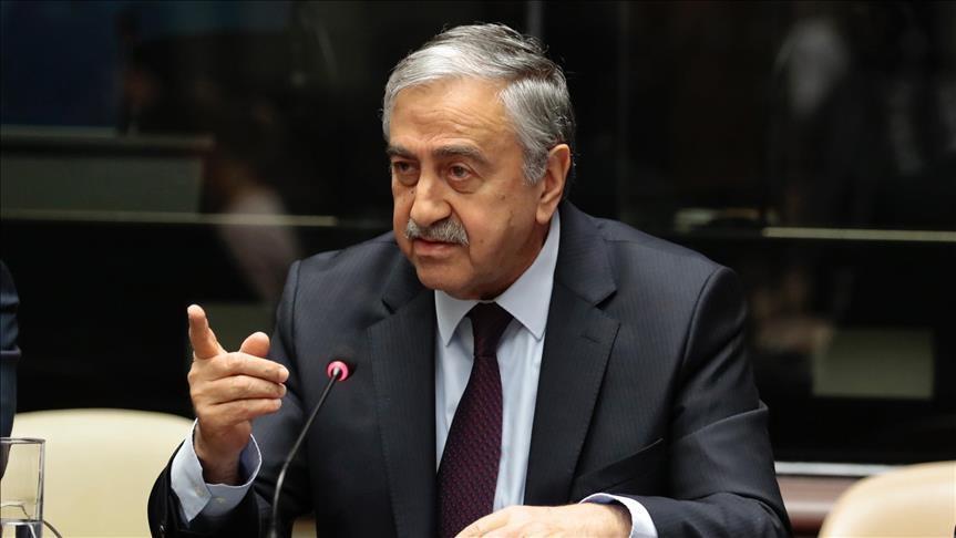 Turkish Cypriots tell UN Greek Cypriot map unacceptable